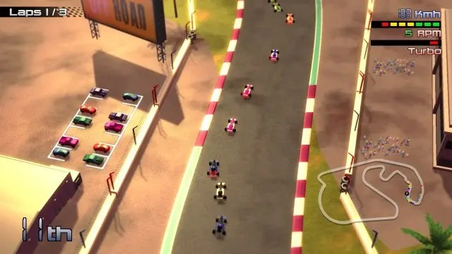 Grand Prix Rock'n Racing