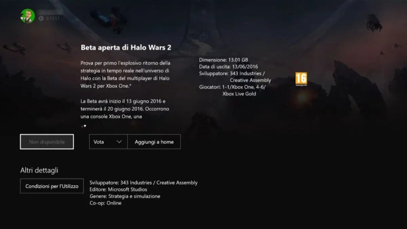 halo wars 2 open beta