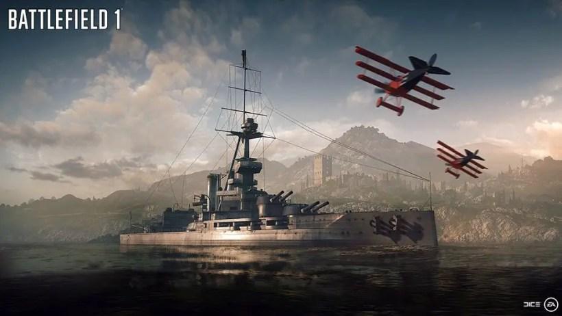 Battlefield 1 new