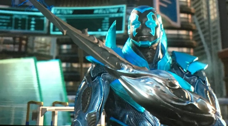 Blue Beetle Injustice 2