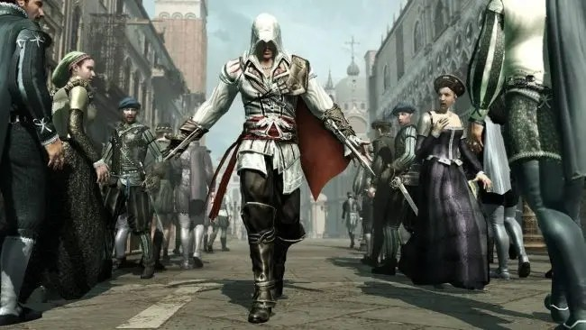 ezio auditore assassins creed