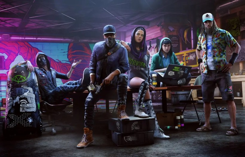 trailer de Watch Dogs 2