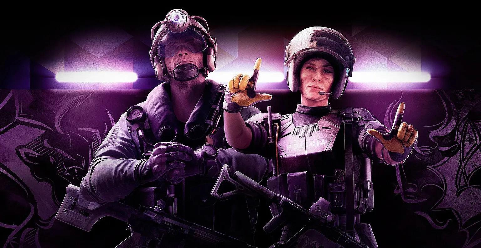Rainbow Six Siege Se Actualiza En Xbox One Para Corregir