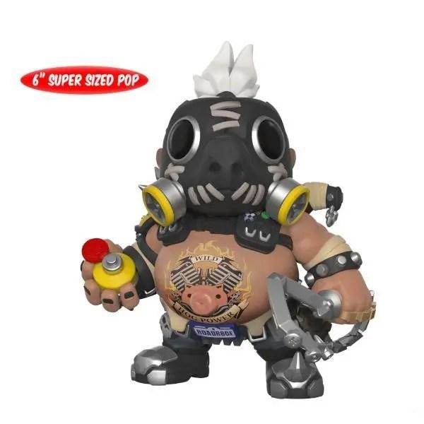 Overwatch Contar Con Una Nueva Gama De Figuras Funko Pop