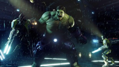 Marvel's Avenger performance analysis on Xbox One and Xbox One X