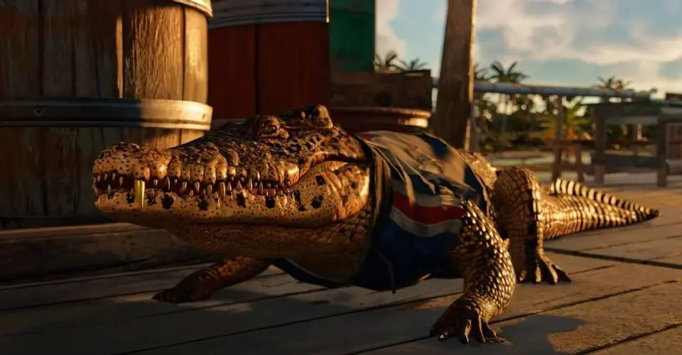 animals that we can recruit in Far Cry 6