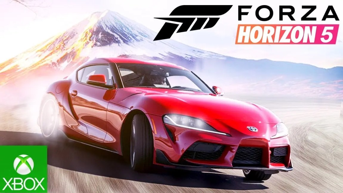 Will we see Forza Motorsport and Forza Horizon 5 at E3 2021?  two