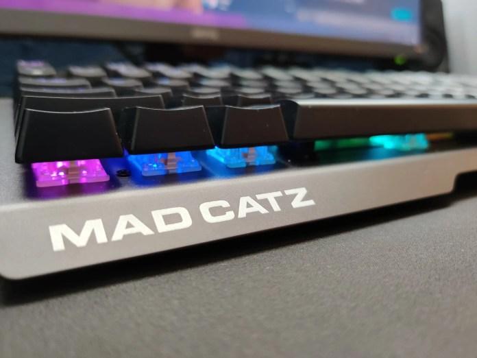 Mad Catz STRIKE 13 review ()