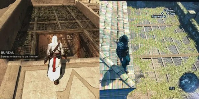 They discover a curious detail of Assassin's Creed Revelations ten years later 2