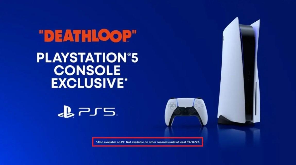 Deathloop will not arrive on Xbox until September 14, 2022 2