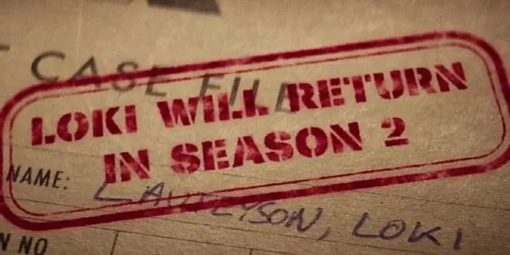 Loki will have a second season on Disney + 2