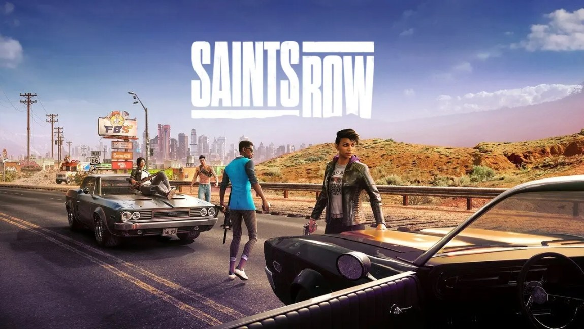 reviews of the new Saints Row