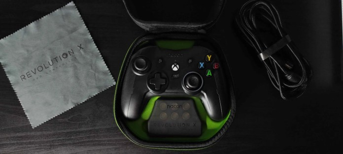 Nacon Revolution X review for Xbox