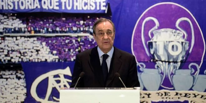Florentino Perez admits on Real Madrid crises Management switch never solved a thing somtosports