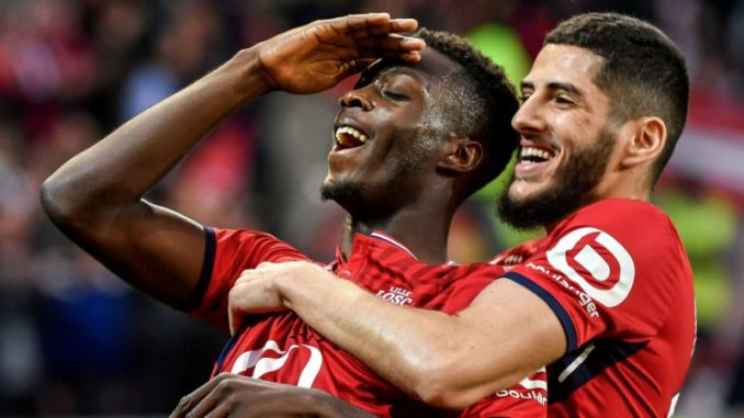 Nicolas Pepe sparks trade-war for Bayern, Liverpool and Man. United_somtosports
