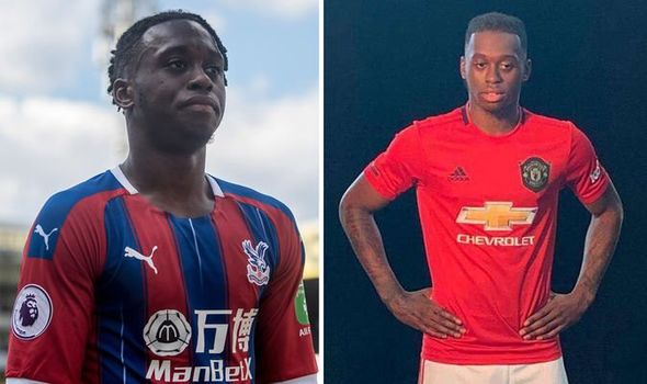 Wan Bissaka picture in Man. United kit leaks on twitter 1