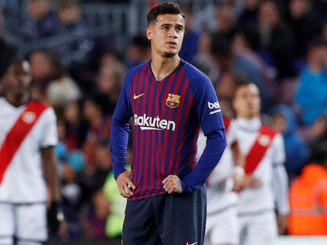 Coutinho wants a move back to Premier league but might be used as bait to bring Neymar back to Camp Nou_somtosports