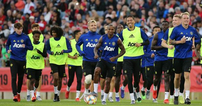 Lukaku, Lindelof, Eric Bailly and Lee Grant to miss Perth Glory friendly match_somtosports