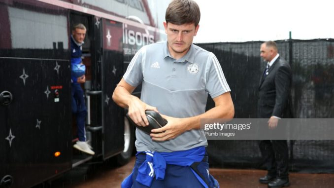 Man United transfer news Maguire misses training amid Uniteds transfer link