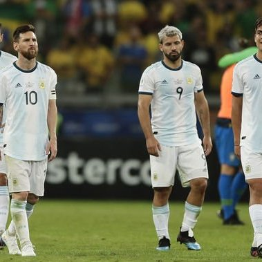 The referee didn't care for us as he promised me - Lionel Messi1