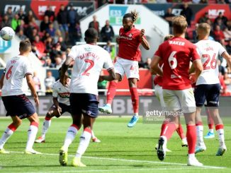 Championship Bristol City share points with MiddlesbroughFT