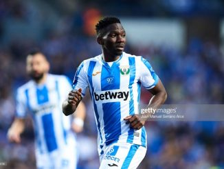 Chelsea transfer news Kenneth Omeruo joins Leganes on permanent deal.