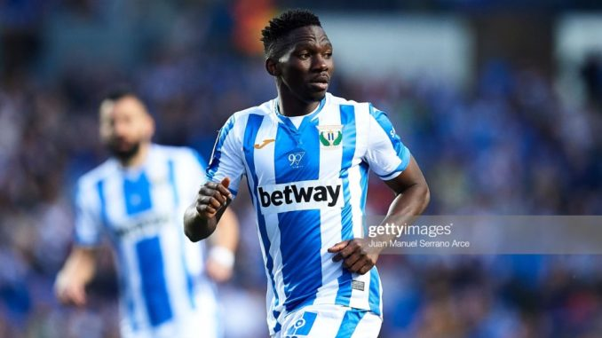 Chelsea transfer news: Kenneth Omeruo joins Leganes on permanent deal.