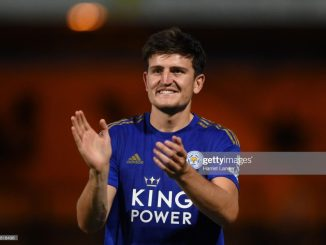 Man United agree to make Harry Maguire the most expensive defender in EPL