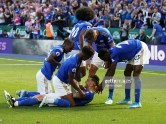 Maddison late finisher shoots Leicester pass Tottenham