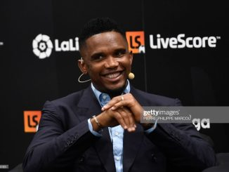 I will to coach Cameroon to World Cup Victory - Samuel Eto'o