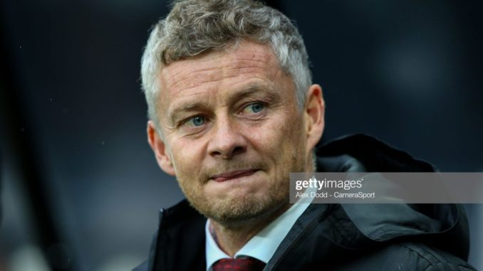 Paper talks Man United to fire Solskjaer if he loses to Norwich city