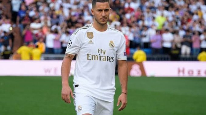 Hazard's injury affects positive Madrid performance