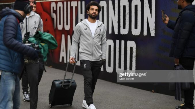 Jurgen Klop gives Salah injury update ahead of Napoli game