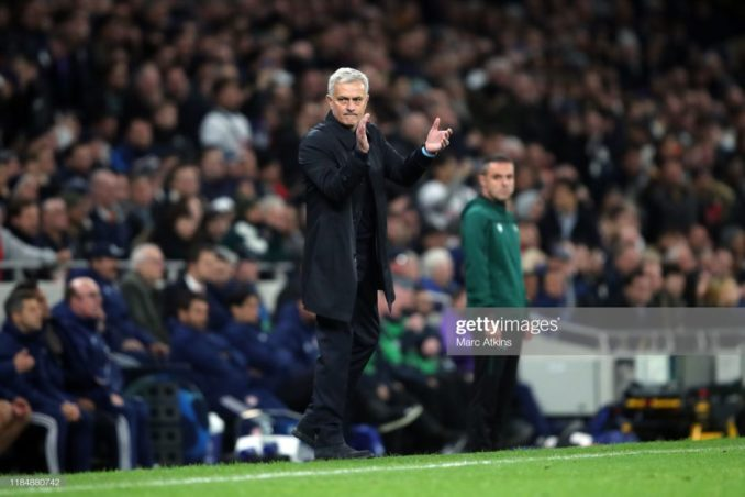 Mourinho apologizes to Eric Dier for early sub3