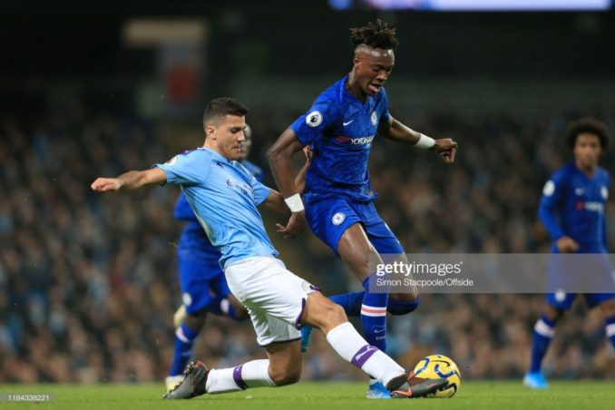 Tammy Abraham is my most watched striker - Luis Suarez 1