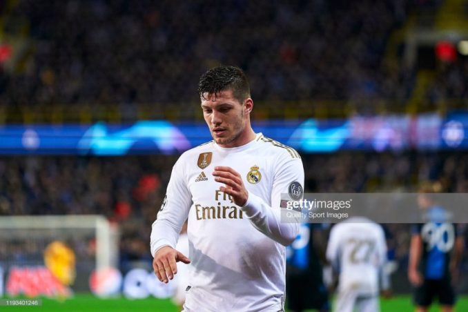 Hope for Chelsea as Jovic available for loan next summer 1