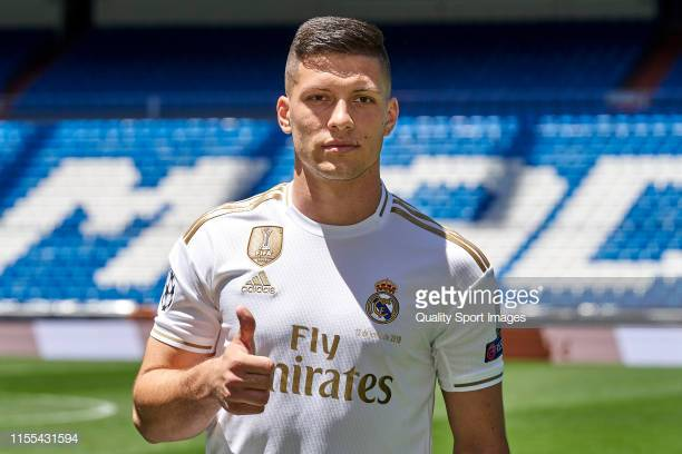 Hope for Chelsea as Jovic available for loan next summer1