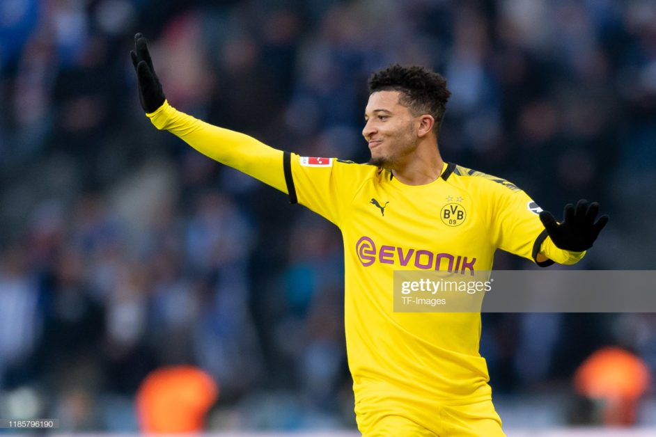 Man Utd likely to give up Jadon Sancho hunt amid Chelsea link