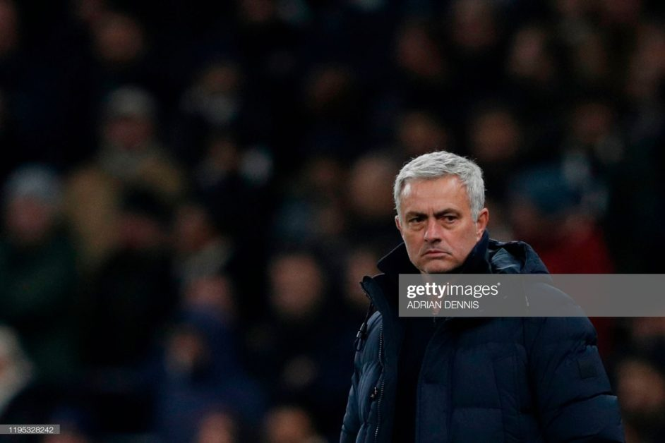 Jose Mourinho cries out over tight after-winter-break Tottenham Schedule 1