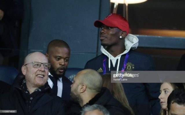 Pogba needs to leave Man United to save his name - Evra 2