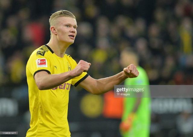 Am not yet 100% fit - Dortmund scoring machine, Erling Haaland 2