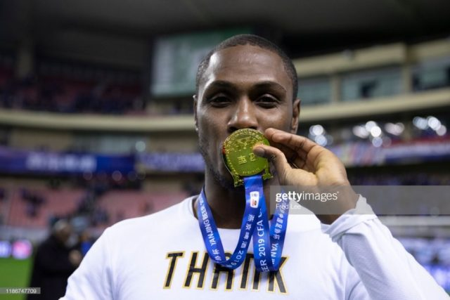 Gary Nevile slams Manchester united Odion Ighalo deal 2