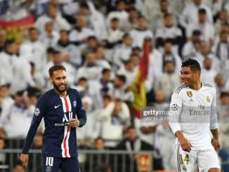 I wished for Neymar to join Real Madrid - Casemiro