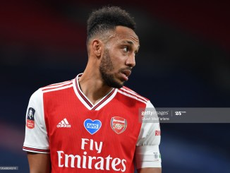 Mikel Arteta hopeful crucial Aubameyang to stays