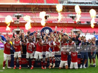 FA Cup final Arsenal beat Chelsea 2 1 to claim trophy 1