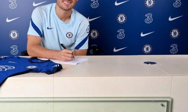 Official: Chelsea have completed the signing of Left Back, Ben Chilwell from Leicester City.