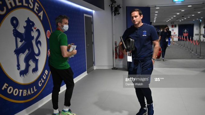 Lampard gives Pulisic and Azpilicueta injury update ahead of Bayern clash