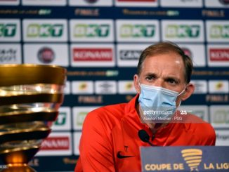 Thomas Tuchel reacts angrily to reporters PSG lack of goal questions