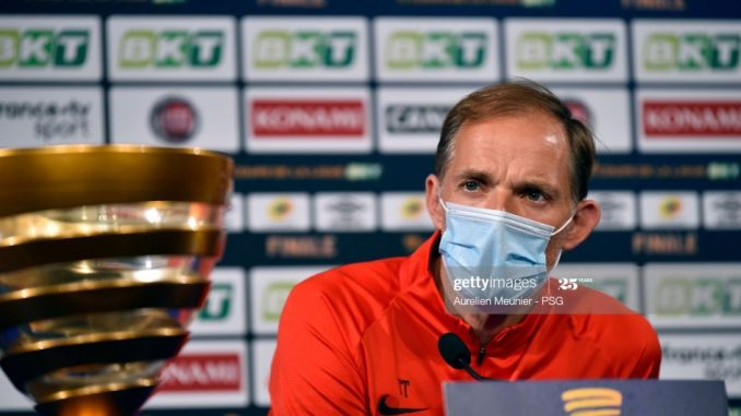Thomas Tuchel reacts angrily to reporters' PSG lack of goal questions