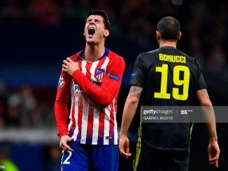 Juventus in talks for Morata due to delay in Dzeko and failure on Suarez who's close to Atletico.